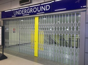 If any rail passenger wants to use the Cannon Street Underground, forget it on a Sunday